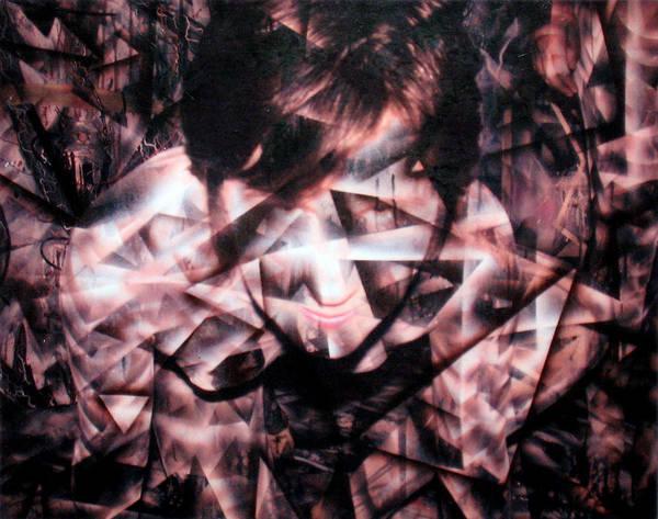 Deirdre Shattered Art Print