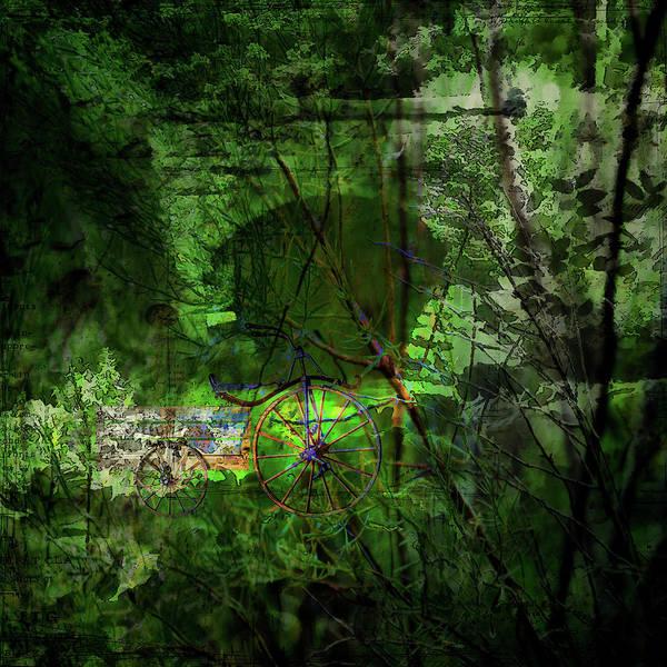 Delaware Green Art Print
