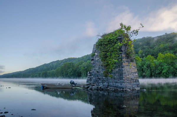 Wall Art - Photograph - Delaware River - Bucks County Pennsylvania by Bill Cannon