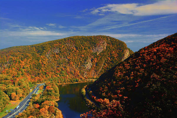 Photograph - Delaware Water Gap 2 by Raymond Salani III