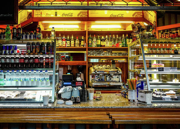Photograph - Deli Counter by M G Whittingham