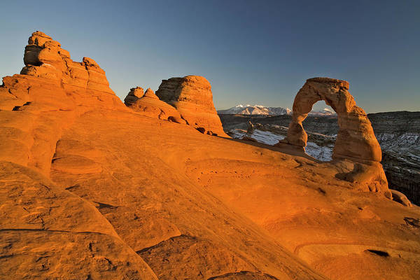 Photograph - Delicate Arch 5 by Whit Richardson