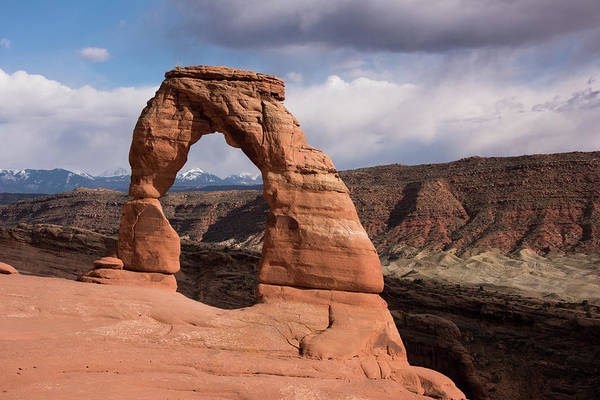 Photograph - Delicate Arch by Jennifer Ancker