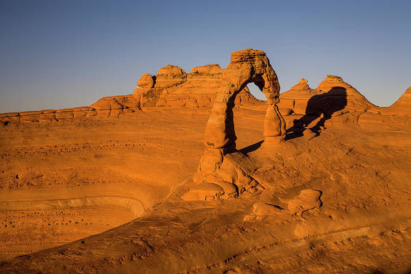 Photograph - Delicate Arch  by Whit Richardson