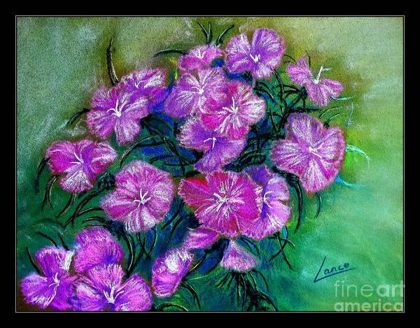 Pastel - Delicate Pastel by Lance Sheridan-Peel