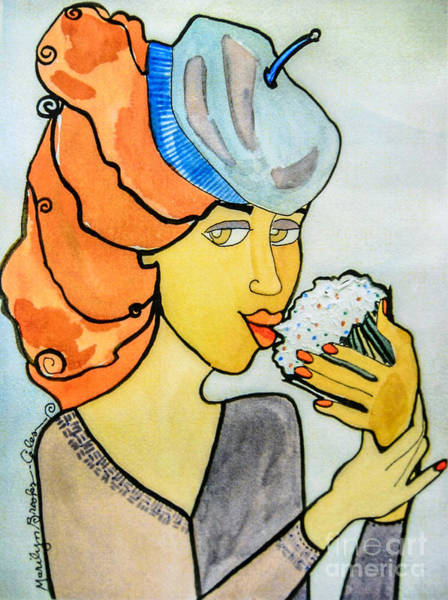 Painting - Delicious by Marilyn Brooks