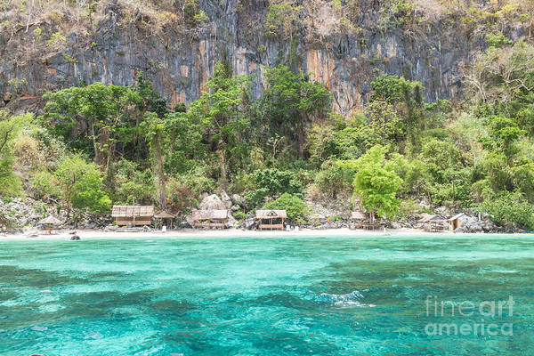 Photograph - Delightful Beach On Remote Coron Island by Didier Marti