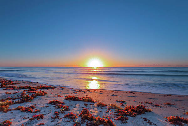 Photograph - Delray Beach Sunrise by Juergen Roth