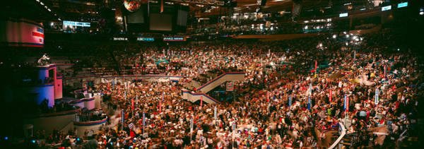Democratic Party Photograph - Democratic Convention At Madison Square by Panoramic Images