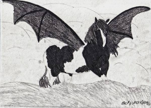 Pegasus Drawings Page 2 Of 3 Fine Art America