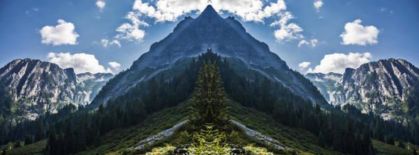 Demon Photograph - Demonhead Mountain by Pelo Blanco Photo