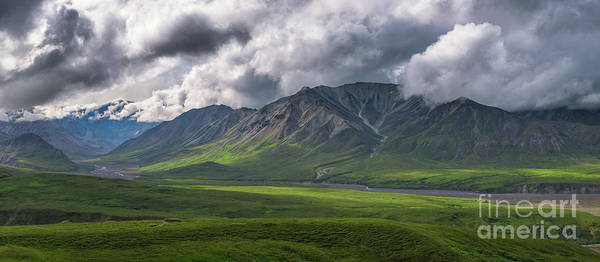 Photograph - Denali National Park Panorama by Michael Ver Sprill