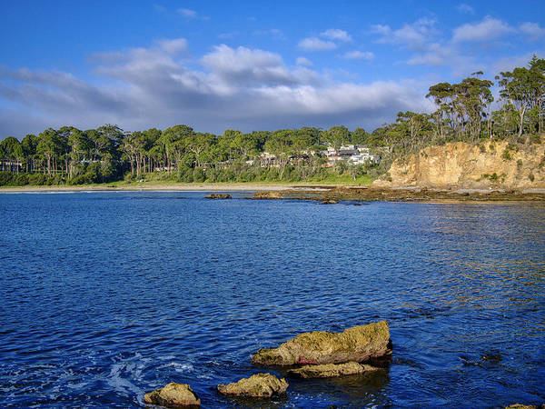 Photograph - Denhams Beach - Nsw - Australia by Steven Ralser