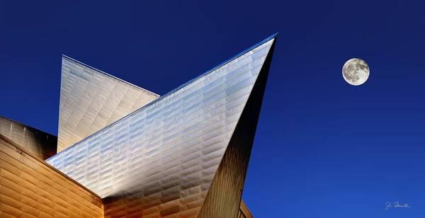 Wall Art - Photograph - Denver Art Museum No. 2 by Joe Bonita