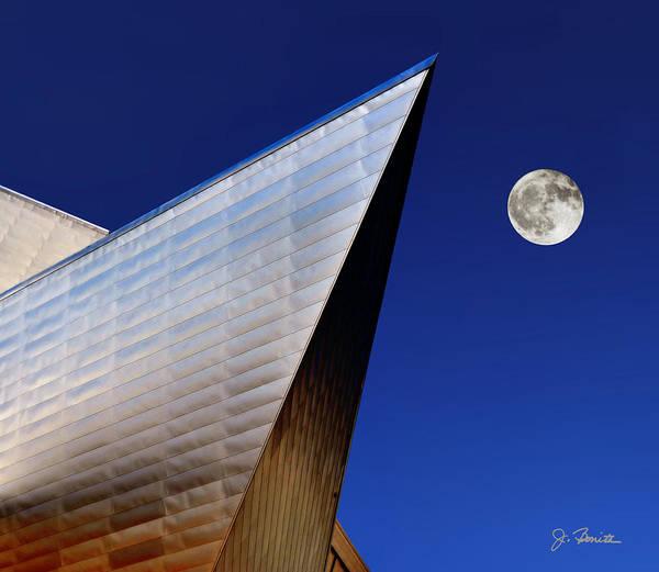 Wall Art - Photograph - Denver Art Museum No. 3 by Joe Bonita
