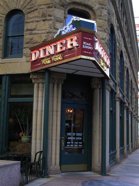 Photograph - Denver Diner by Frank Romeo