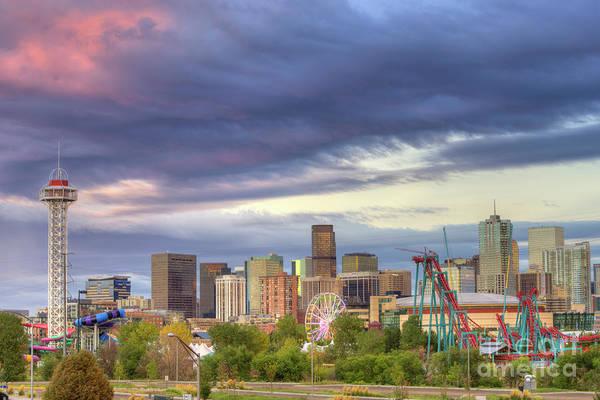 Wall Art - Photograph - Denver by Juli Scalzi