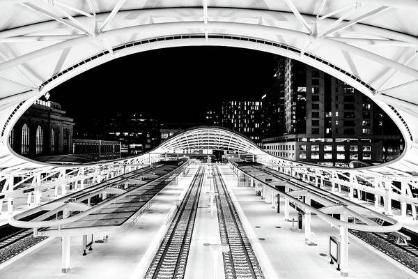 Photograph - Denver's Union Station by Rand