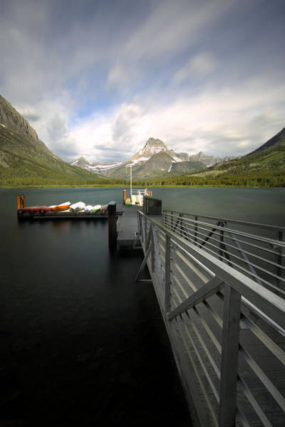 Photograph - Departure Dock by David Andersen