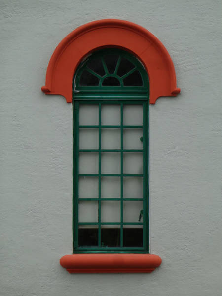 Photograph - Depot Window Four by Kathy K McClellan