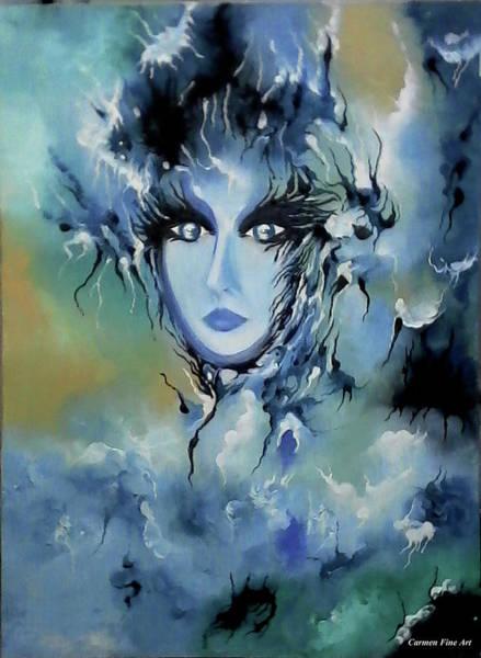 Depth In Venus  Art Print