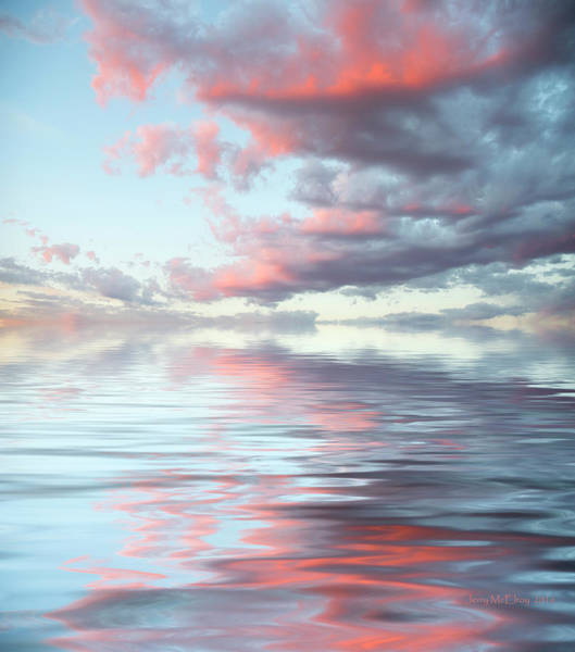 Atmospherics Wall Art - Photograph - Depth by Jerry McElroy