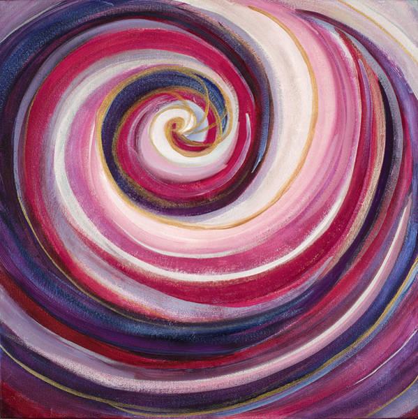 Painting - Depth Of His Presence by Deborah Brown Maher