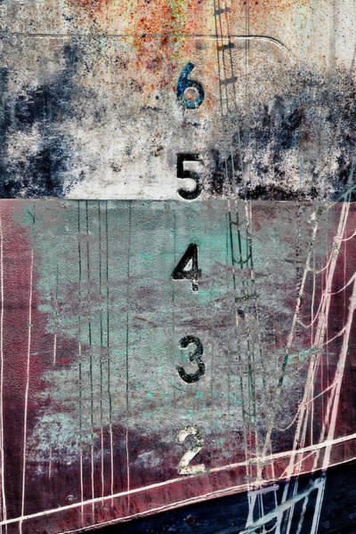 Wall Art - Mixed Media - Depth Perception by Carol Leigh
