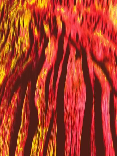 Digital Art - Depths Of Mordor by Vincent Green