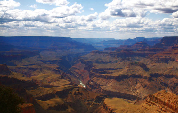 Photograph - Depths Of The Grand Canyon by Ola Allen