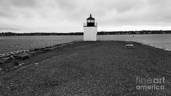 Photograph - Derby Wharf Lighthouse by Lita Kelley
