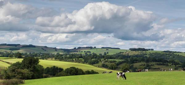 Peak District National Park Photograph - Derbyshire's Peak District by Nigel Jones