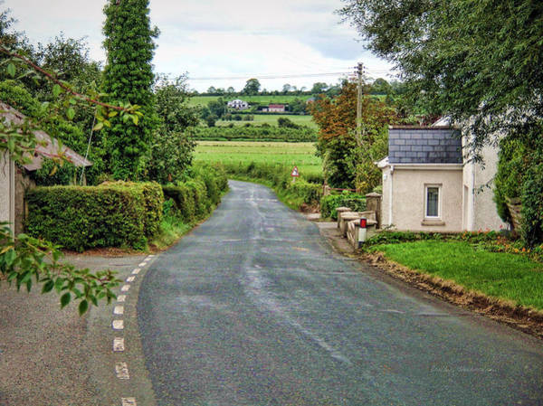 Photograph - Derryscollop Road by Cricket Hackmann
