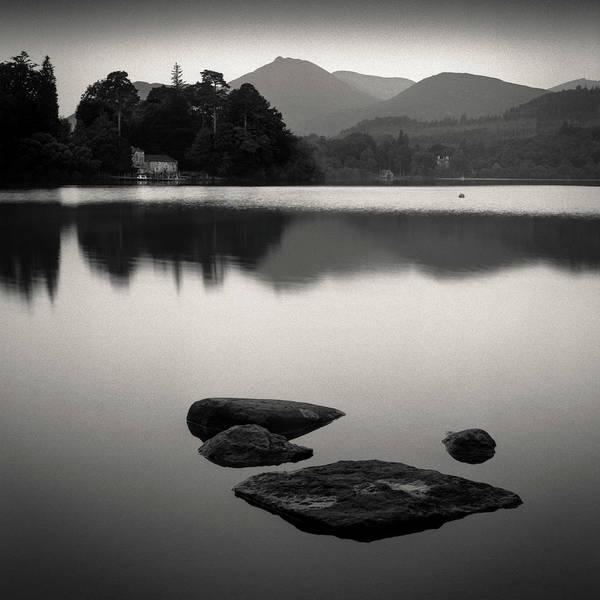 Wall Art - Photograph - Derwent Water by Dave Bowman