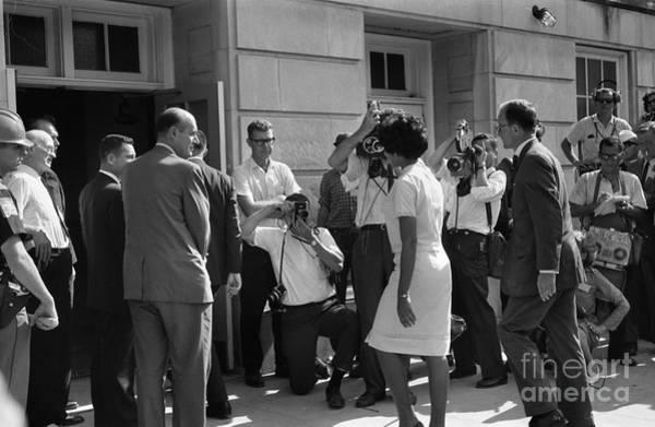 National Guard Photograph - Desegregation, 1963 by Granger