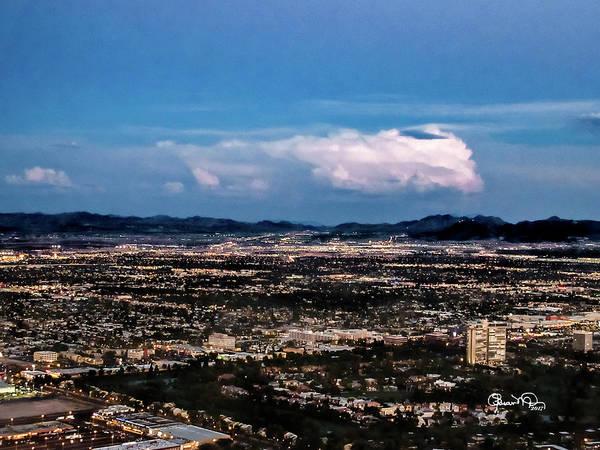 Photograph - Desert Clouds by Susan Molnar