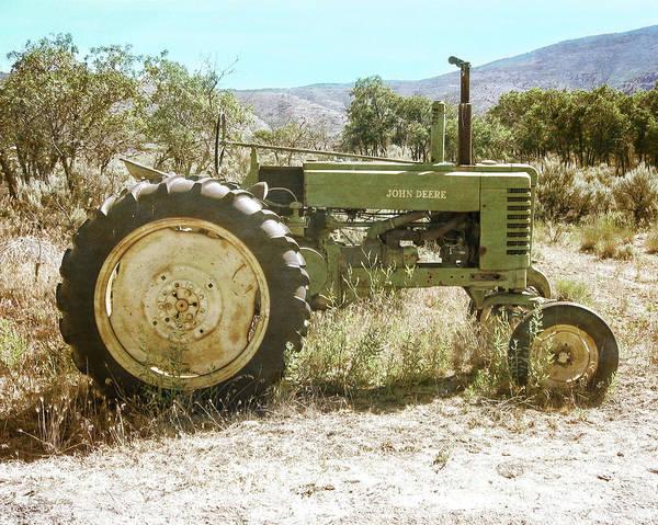 Photograph - Desert Johnny by David King