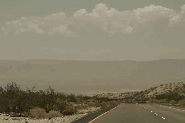 Photograph - Desert Mirage In Sepia by Colleen Cornelius