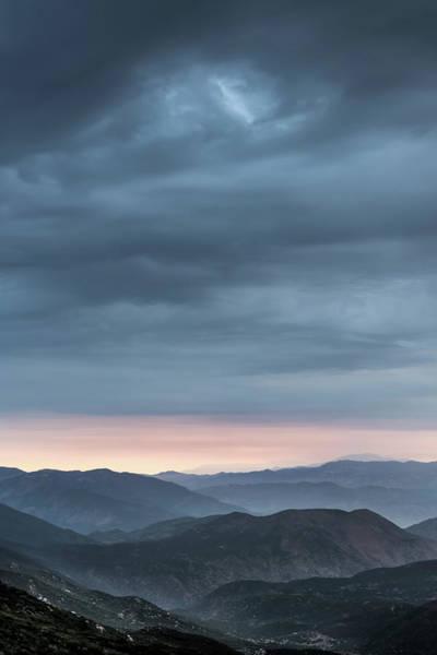 Laguna Mountains Photograph - Desert Monsoon by Joseph Smith