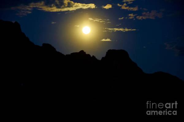 Wall Art - Photograph - Desert Moonlight  by Kelly Wade