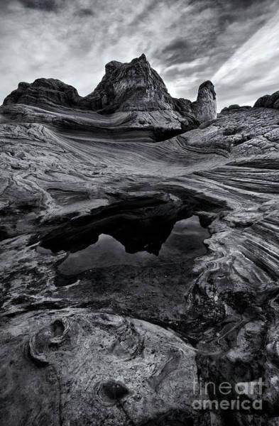 Wall Art - Photograph - Desert Pool by Mike Dawson