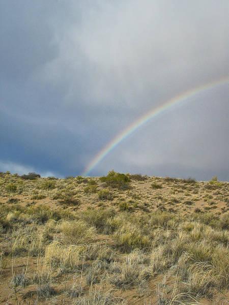 Photograph - Desert Rainbow - Socorro - Nm by Steven Ralser