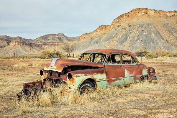 Photograph - Desert Resting Place by Denise Bush