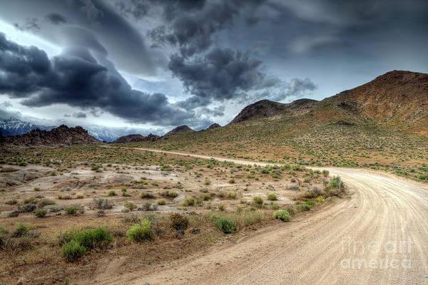 Wall Art - Photograph - Desert Road by Rick Mann
