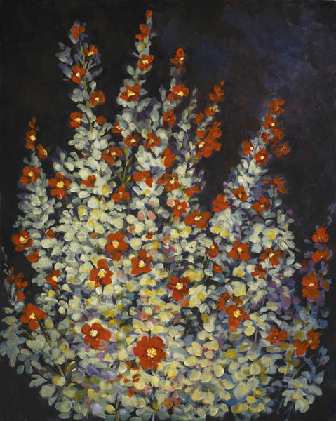 Painting - Desert Sage by Caroline Patrick