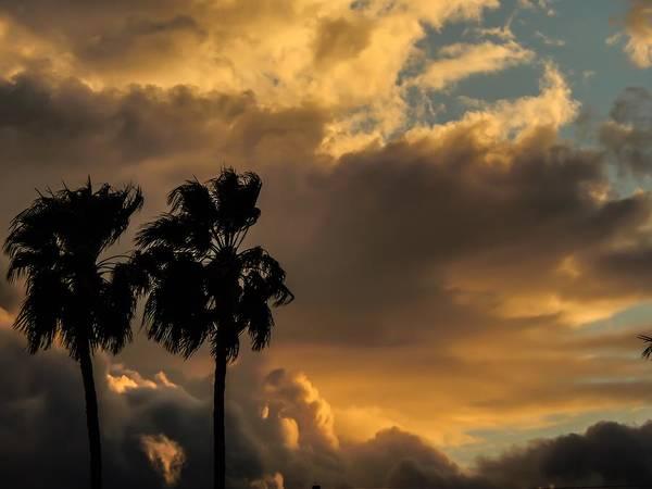 Pray For Love Wall Art - Photograph - Desert Sky 3 by Chris Tarpening