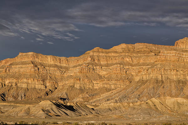 San Rafael Wilderness Photograph - Desert Solace by Kathleen Bishop