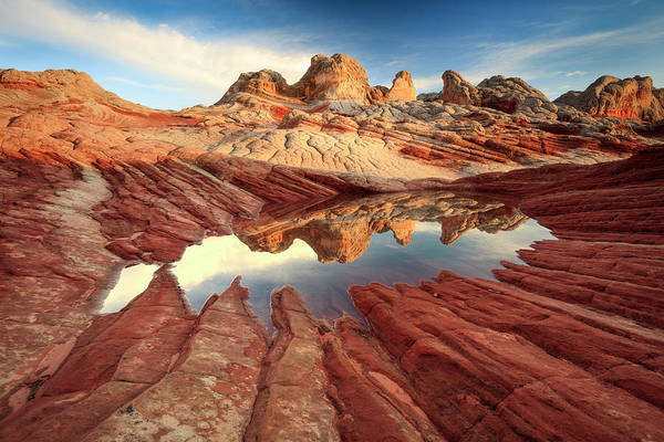 Wall Art - Photograph - Desert Southwest Reflection by Johnny Adolphson