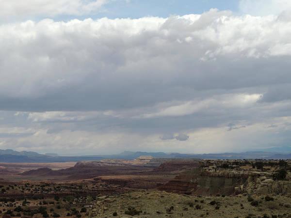 Photograph - Desert Storm Study Utah by Andrew Chambers