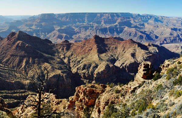 Photograph - Desert View Grand Canyon Panorama by Kyle Hanson